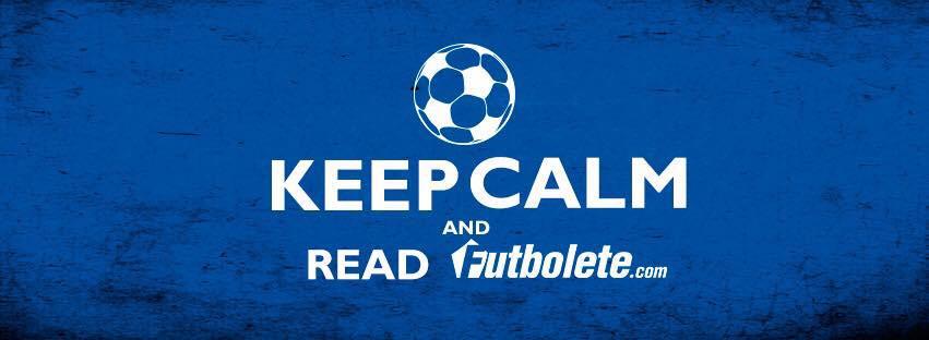 El sitio móvil de Futbolete, hace parte de la red de sitios futboleros más grandes de latinoamérica.