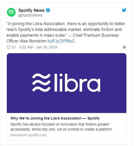 Cómo afectará Libra a los Publishers?