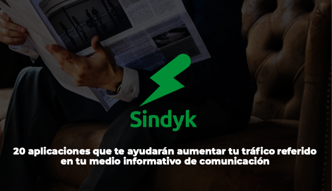 Estudio de mercado realizado por SINDYK